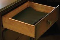 Full extension drawer slide