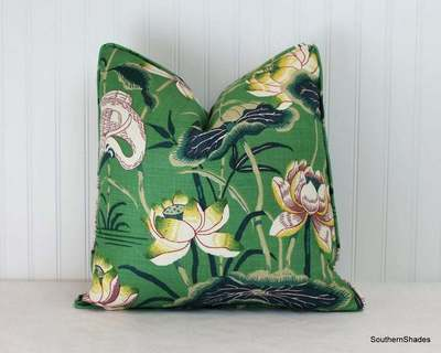Custom pillow from Southern Shades