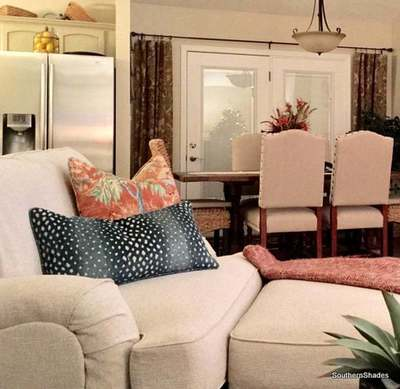 Soft furnishings from Southern Shades