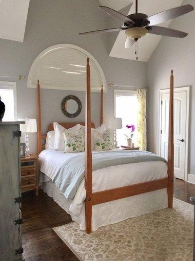 Amish Shaker Pencil Post Bed