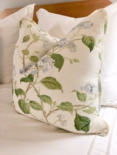 Custom pillow by Southern Shades