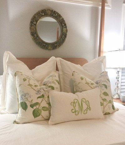 Custom bedding by Southern Shades