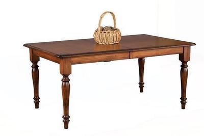 The Amish Jasper Farm Table