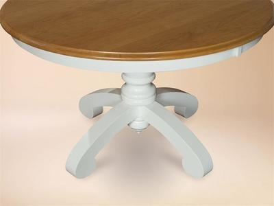 Bancroft Single Pedestal Table