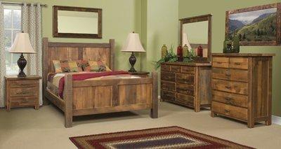 Farmhouse Bedroom Collection