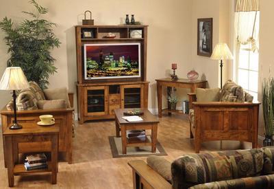 Urban Shaker Living Room Set