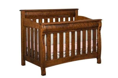 Amish Emerson Convertible Crib