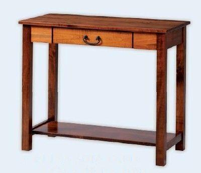 Amish Express Sofa Table
