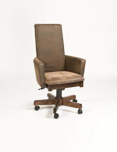 Amish Bradbury Desk Chair
