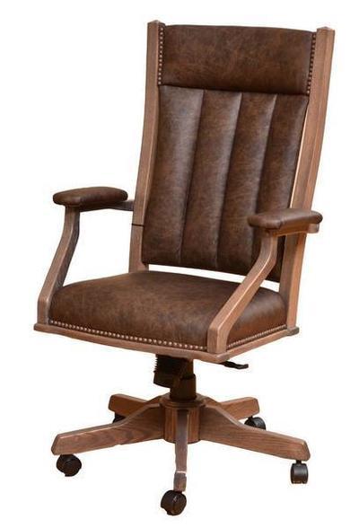 Amish Georgetown Desk Chair