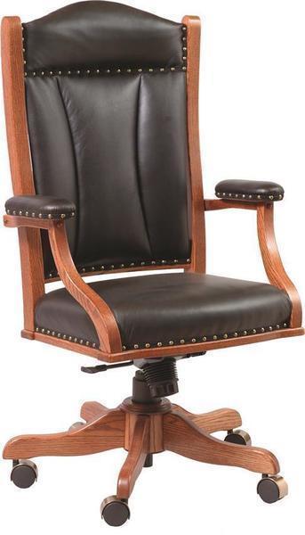 5 Things That Make An Amish Desk Chair Comfortable Timber To Table