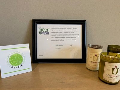 Green Business Certification at DutchCrafters