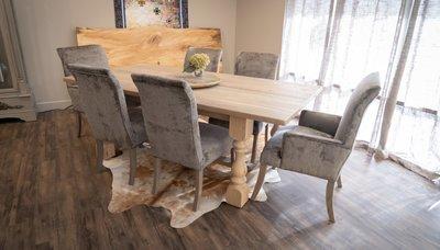 Reclaimed Midland Table