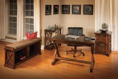 Amish Dexter Office Set