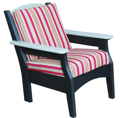 Amish Poly Outdoor Columbia Chair