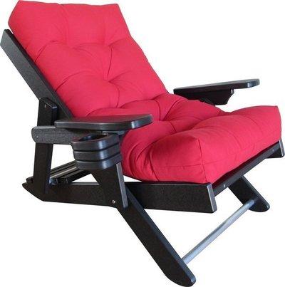 Amish Poly Siesta Folding Chair