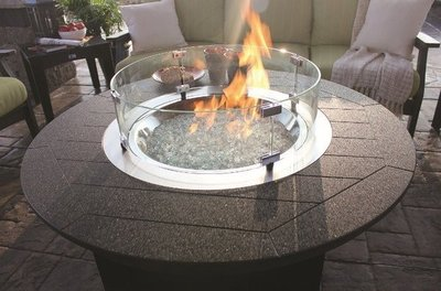 Berlin Gardens Donoma Poly Fire Pit
