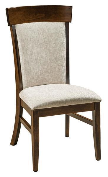Riverside Amish Upholstered Dining Chair