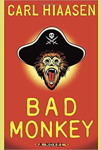 Bad Monkey Novel