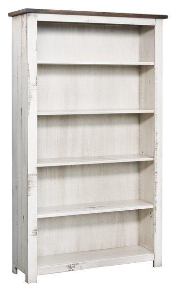 Amish Madison Rustic Bookcase