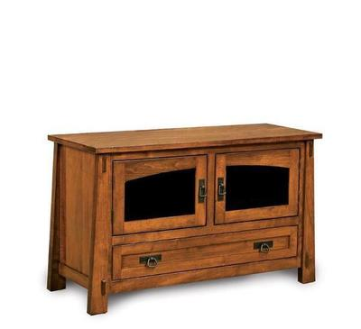Amish 48 Modesto Mission TV Stand