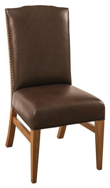 Amish Bow River Parsons Dining Chair