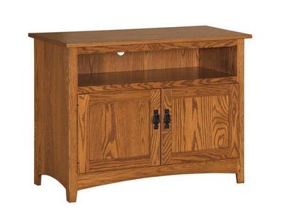 Amish Mission TV Stand
