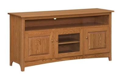 Amish Shaker TV Stand