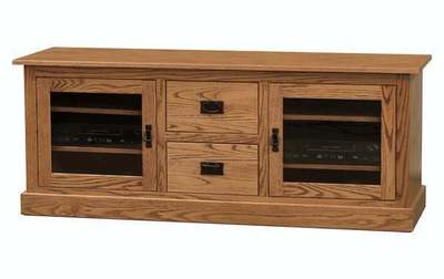Amish Traditional Mission TV Stand