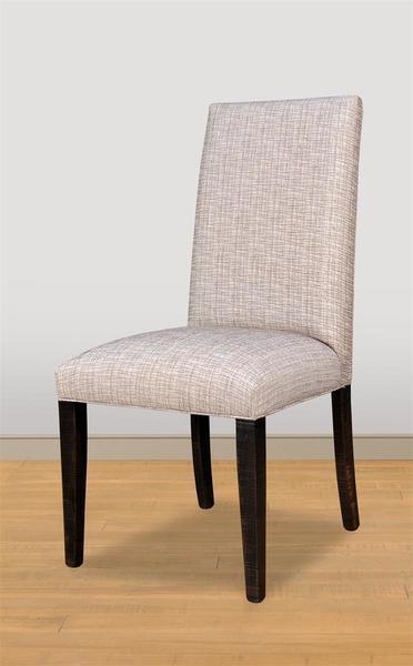 Ruff Sawn Sunrise Parsons Chair