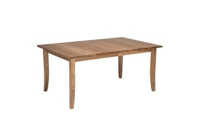 Amish Brookline Shaker Leg Table