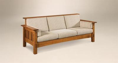 Amish McCoy Mission Sofa