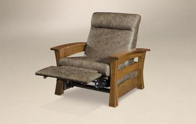 Amish Barrington Wallhugger Recliner
