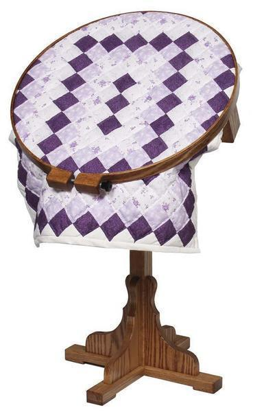 Amish Hardwood Quilting Hoop