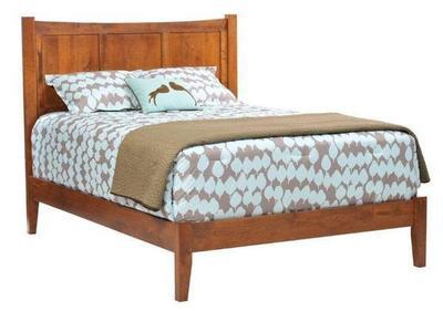 Amish Ashton Panel Bed