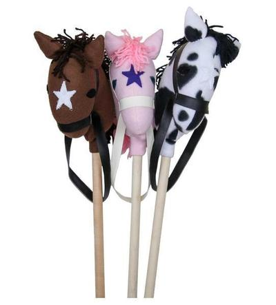 Amish Stick Horse
