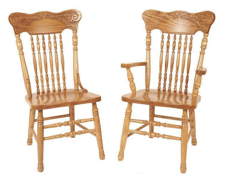 Pressback Dining Chairs