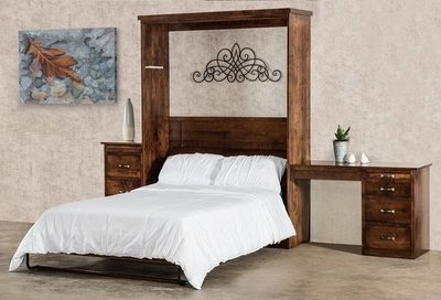 Amish Murphy Bed New 2020 Design