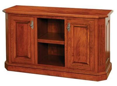 Amish Buckingham Sofa Table