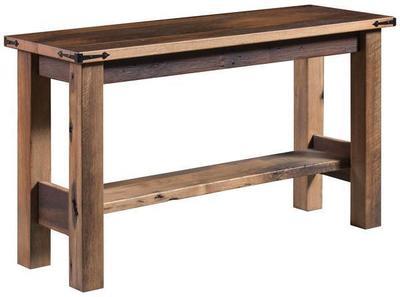 Amish Kimbolton Sofa Table