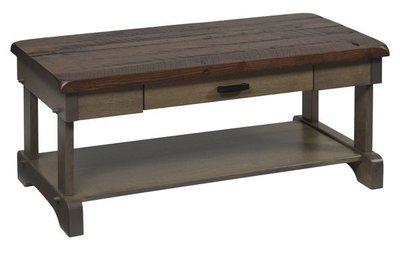 Amish Ole Barn Coffee Table