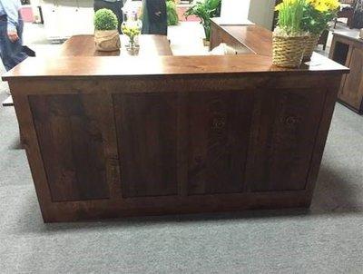 finished panel back nook