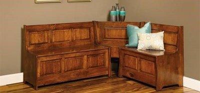 nook bench storage
