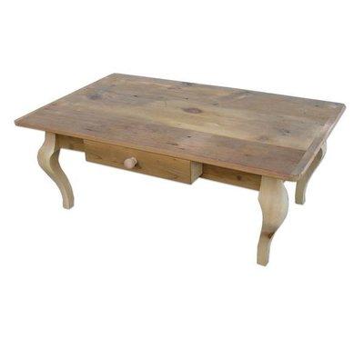 Amish Reclaimed Barn Wood Coffee Table