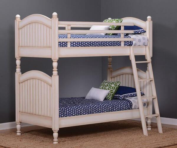 Amish Cape Cod Bunk Bed