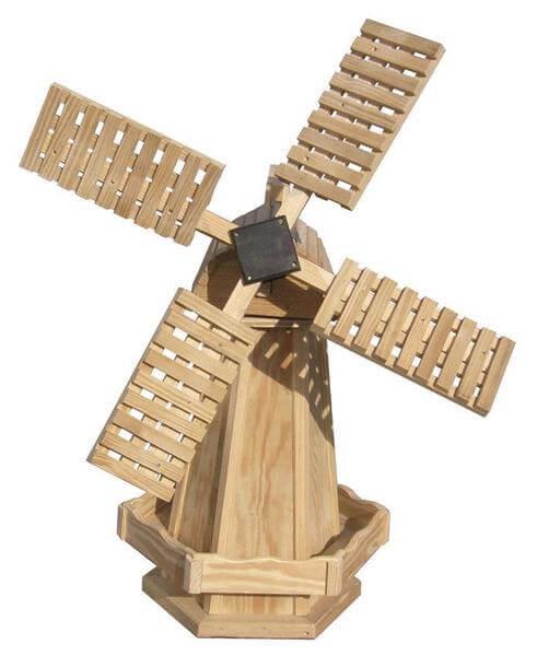 Amish Pressure Treated Dutch Windmill