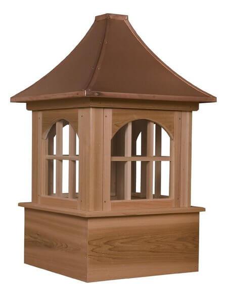 Amish Made Cedar Bethany Cupola