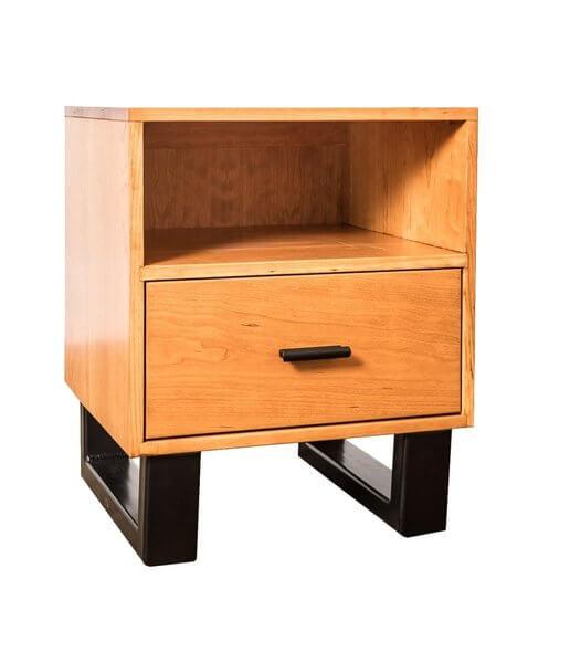 Amish Sullivan One Drawer Nightstand