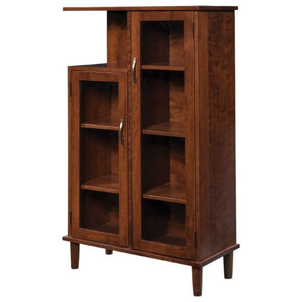 Amish Pierre Curio Cabinet