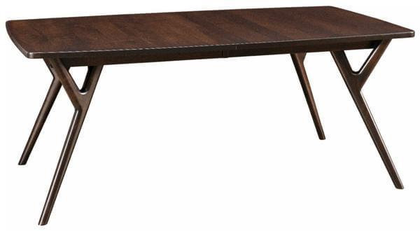 Amish Wilton Leg Dining Table